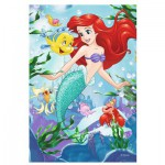 Trefl-19537 Mini Puzzle - Disney Princess