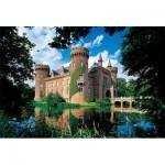 Puzzle  Trefl-26074 Schloss Moyland, Deutschland