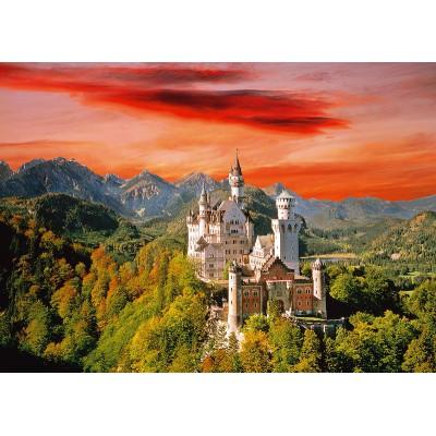 Puzzle Trefl-27050 Schloss Neuschwanstein, Bayern