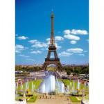 Puzzle  Trefl-27051 Eiffelturm, Paris