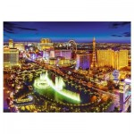 Puzzle  Trefl-27081 Las Vegas by Night
