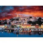 Puzzle  Trefl-33018 Vrsar, Istrien, Kroatien