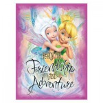 Trefl-34232 4 Puzzles - Disney Tinkerbell - Pirate Fairy