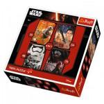 Trefl-34263 4 Puzzles - Star Wars