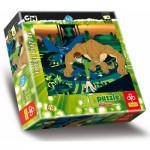 Puzzle  Trefl-35642 Ben 10