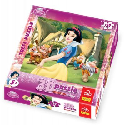 Puzzle Trefl-35644 Schneewittchen