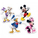 Trefl-36060 My First Puzzles - Mickey Mouse