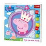 Puzzle  Trefl-36116 Peppa Pig
