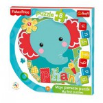 Puzzle  Trefl-36119 Baby Fun
