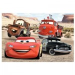 Trefl-36514 Color Puzzle - Cars