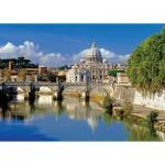 Puzzle  Trefl-37087 Der Vatikan, Rom