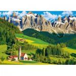 Puzzle  Trefl-37189 Dolomiten