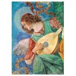 Puzzle  Trefl-37215 Melozzo da Forli: Musizierender Engel