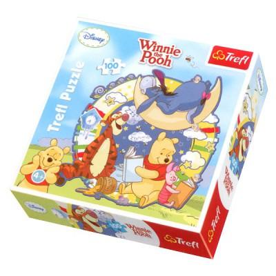 Puzzle Trefl-39071 Winnie: Gute Nacht
