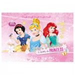 Puzzle  Trefl-53003 Disney Princesses