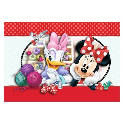Puzzle Trefl-53012 Minnie Mouse