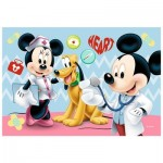 Trefl-54149-19552 Mini Puzzle - Mickey