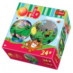 Trefl-60210 Puzzleball: Lustige Motive
