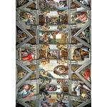 Puzzle  Trefl-65000 Michelangelo: Sixtinische Kapelle