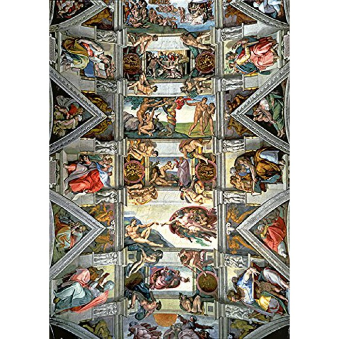 Michelangelo: Sixtinische Kapelle
