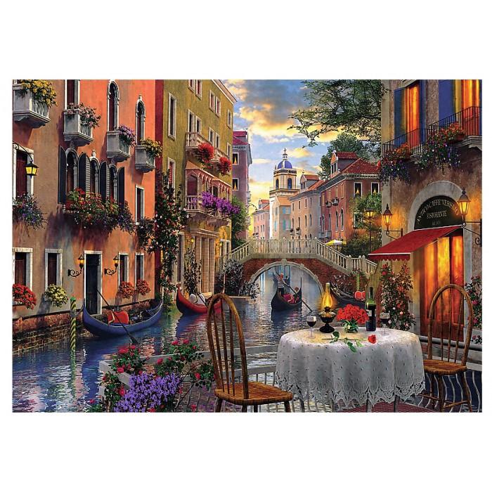Dominic Davison: Romantisches Venedig
