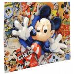 Puzzle  Mega-Bloks-50674 Micky 3D