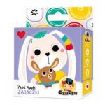 CzuCzu-33645 Mini puzzle - Hasen
