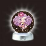 Pintoo-A2397 Puzzlekugel aus Kunststoff - Nachtlicht - Sternzeichen: Waage