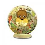 Pintoo-A2610 Puzzlekugel aus Kunststoff 240 Teile - Cool Bear's Toyshop