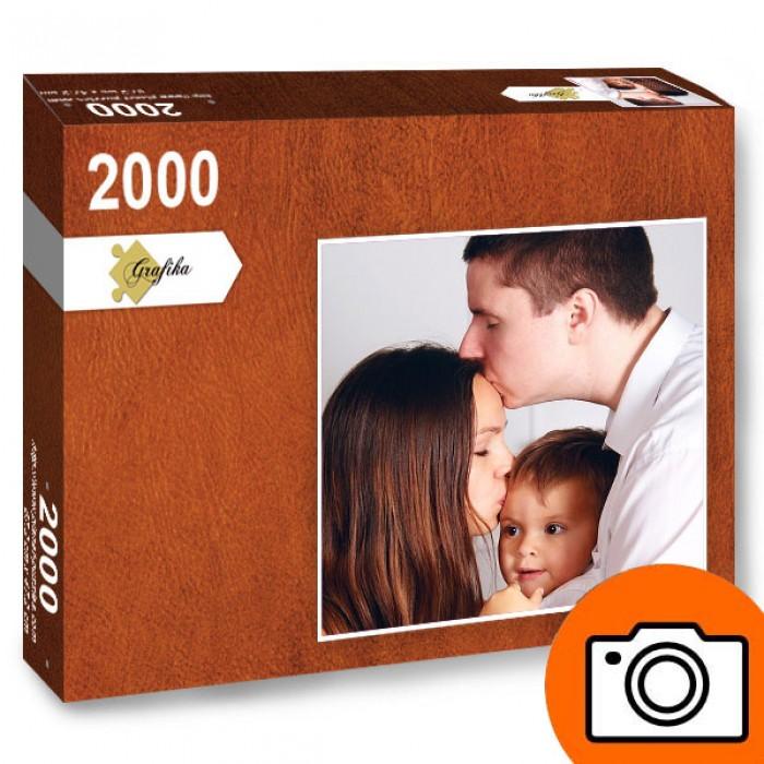 2000 Teile Fotopuzzle