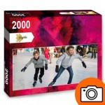 PP-Photo-2000P 2000 Teile Fotopuzzle - Panorama