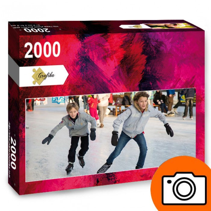 2000 Teile Fotopuzzle - Panorama
