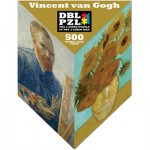 Pigment-and-Hue-XVNGO-01202 Beidseitiges Puzzle - Vincent Van Gogh (vertikal)