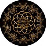 Art-Puzzle-4147 Puzzle-Uhr - Tanz mit der Nacht