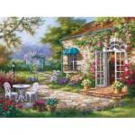 Puzzle  Art-Puzzle-4177 Sung Kim: Spring Patio II