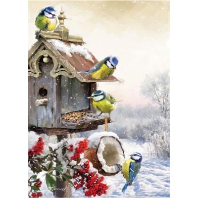 Puzzle Art-Puzzle-4197 Blaumeisen