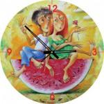 Art-Puzzle-4291 Puzzle-Uhr - Ich liebe dich...