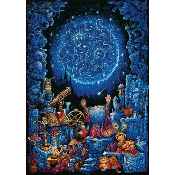 Neon-Puzzle - Astrologie