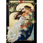 Puzzle  Art-Puzzle-4331 Romantisches Paar