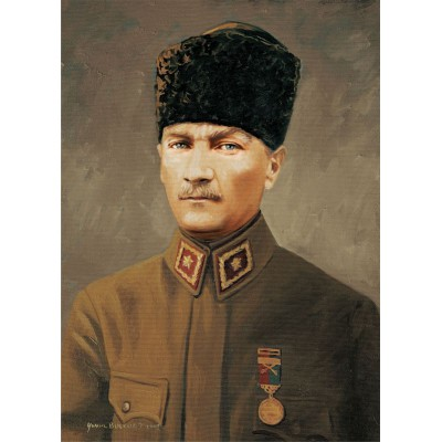 Puzzle Art-Puzzle-4403 Ghazi Mustafa Kemal Atatürk