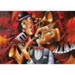 Puzzle  Art-Puzzle-4415 Jazz