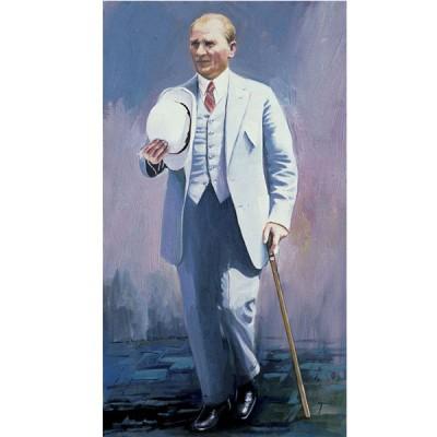 Puzzle Art-Puzzle-4417 Mustafa Kemal Atatürk