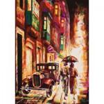 Puzzle  Art-Puzzle-4426 Valetta Twilight