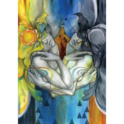 Puzzle Art-Puzzle-4444 Dualität