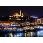 Art-Puzzle-4455 Néon Puzzle - Eminönü, Istanbul