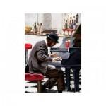 Puzzle  Art-Puzzle-4619 Der Pianist