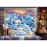 Puzzle  Art-Puzzle-4624 Artic Dream