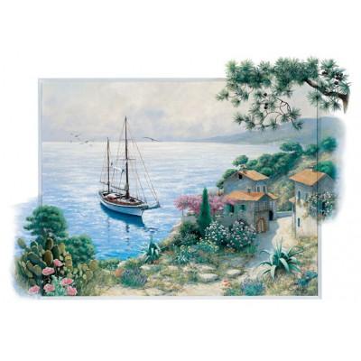 Puzzle Art-Puzzle-4625 The Bay