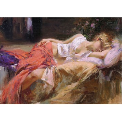Puzzle Art-Puzzle-4700 Pino Daeni: Day Dream