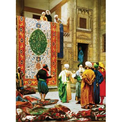 Puzzle Art-Puzzle-4703 Jean-Léon Gérôme: Carpet Merchants